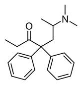 Methadone molecule
